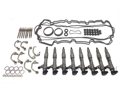 6 7l Fuel Contamination Kit together with 6 4l Injector Superkit furthermore I 16123123 6 Fuel Injection Line Ford 6 9l 7 3lidi Diesel moreover 1135826 High Pressure Oil Path Questions likewise 7 3l Idi Turbo Performance. on 7 3 idi injectors