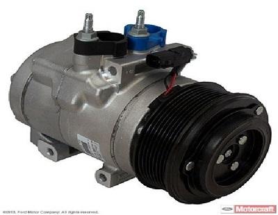08-10 6.4L Ford Powerstroke Diesel OEM AC Compressor /& Clutch YCC-320 3589