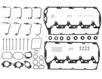 11-18 6.7L OE Ford Powerstroke Diesel Fuel High Pressure Rail Supply Line 3441