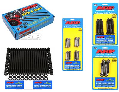 Arp Head Studs 6.0 >> 6.0L Powerstroke ARP Complete Bolt & Stud Kit – Pensacola Fuel Injection
