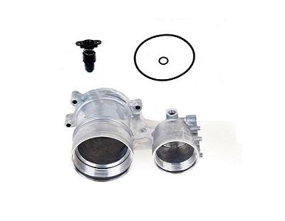 04-07 6 0l oem ford powerstroke fuel filter housing