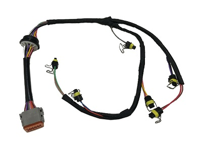 [QNCB_7524]  CAT C7 Fuel Injector Wiring Harness 222-5917 - Pensacola Fuel Injection | Injector Wire Harness |  | Pensacola Fuel Injection